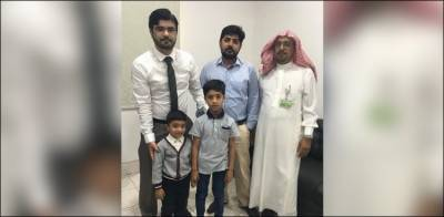 Three Pakistani children released from Saudi Jail after 2 years