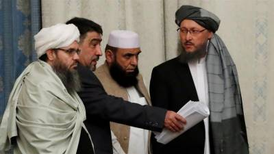 Criminal Generals: Afghan Taliban hit out at US