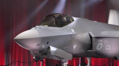 First batch of F-35 jets expected to be delivered in November: Turkish Defense Minister