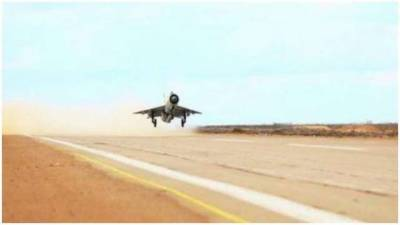 Indian Air Force carried out major readiness exercise along Pakistan border in a show of force