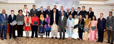 Pakistan opening strategic links with the World Capitals