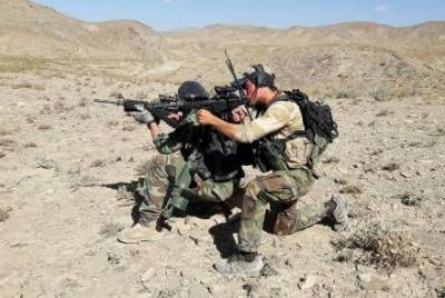 Afghan Taliban intensify attacks in Afghanistan, Dozens of soldiers killed and flee Military Bases