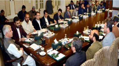 CM KP announces developmental package for District Kohat