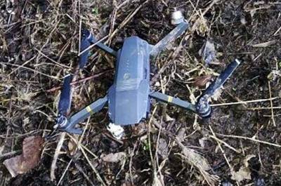 Indian spying quadcopter shot down by Pak Army in Rakhchikri sector along LoC