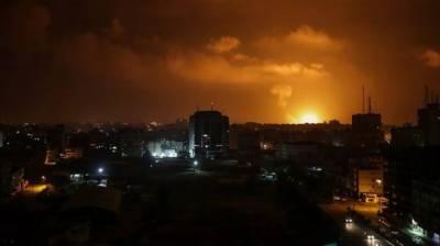 Israeli Military strikes 100 targets in Gaza