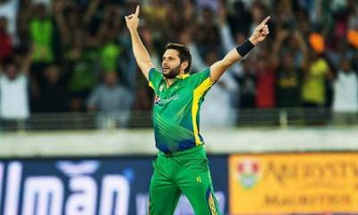 Shahid Afridi makes an appeal to the Pakistan Cricket Board