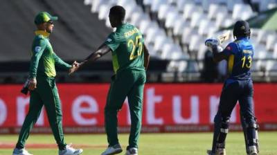 South Africa complete 5-0 whitewash of Sri Lanka after 41-run win in final ODI