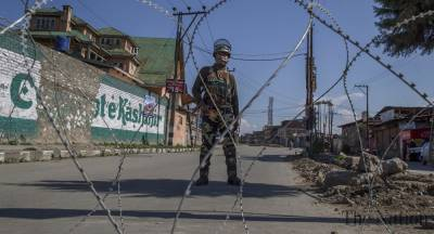 Four Indian soldiers killed, injured in the Rajouri sector Occupied Kashmir