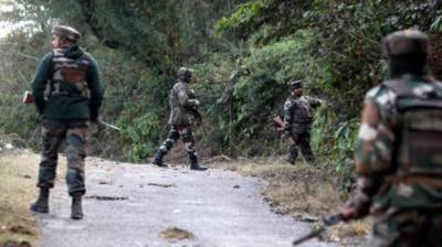 Indian troops launch cordon & search operations in Pulwama