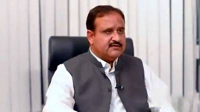 Provision of facilities to masses govt's top priority: Buzdar