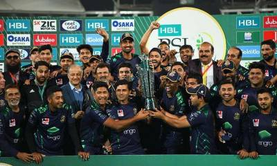 Quetta Gladiators beat Peshawar Zalmi to clinch maiden Pakistan Super League title
