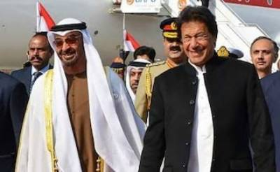 UAE Crown Prince played important role in avoiding recent Indo Pak clash : Report
