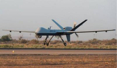 US Military drone crashes in Afghanistan: Sources