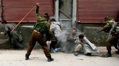 US report urges int'l probe into rights abuses in Occupied Kashmir