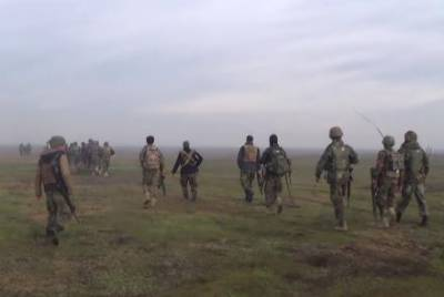 150 Afghan soldiers surrender or forced to flee country by Afghan Taliban