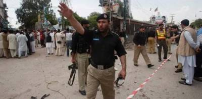 Bomb blast in Khyber Pakhtunkhwa targeting Police