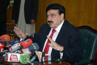 Case moved to file FIR against Federal Minister Sheikh Rashid