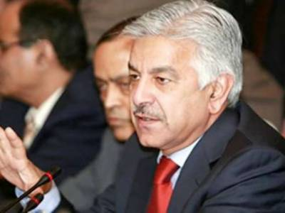 Former Minister Khawaja Asif lands in hot waters