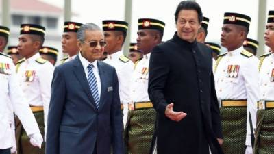 Malaysian PM Mahathir Mohamad is coming to Pakistan with big investment deals