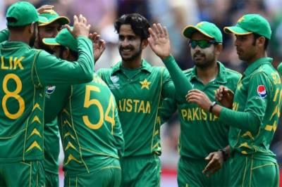 Pakistan cricket team reaches Dubai for ODI series against Australia
