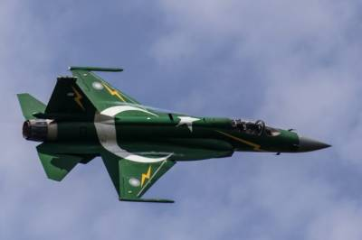 Pakistan unveils yet another military combat aircraft equipped with laser guided and anti tank missiles