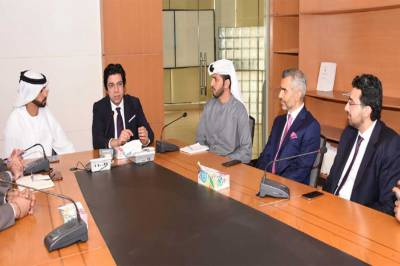 Pakistan welcomes investment from UAE in water resources projects, other sectors: Vawda