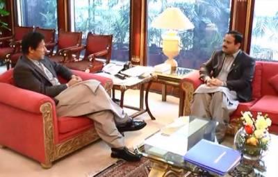 PM, CM Punjab exchange views on matters of mutual interest