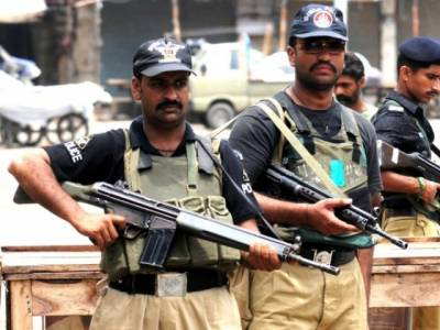 Four Daesh linked terrorists arrested by Sindh Police