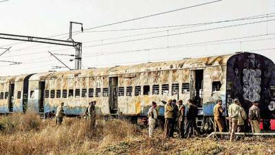 Indian NIA Court rejects Pakistani women witness plea in Samjhota Express Blast case