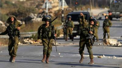 Israeli forces kill three more Palestinian in Nablus