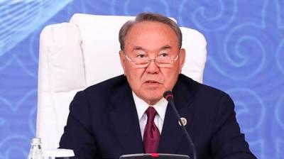 Kazakhstan's President Nazarbayev resigns