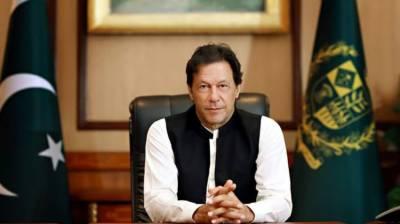PM Imran Khan felicitates Hindu community on Holi