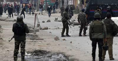 Shutdown, Protests across Occupied Kashmir cripple life after custodial killing of Kashmiri teacher