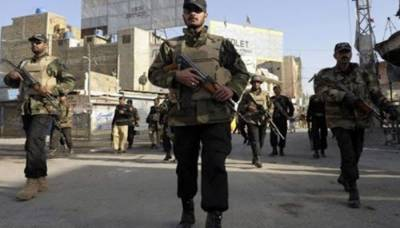 Six security officials martyred in Balochistan terrorist attack: Sources