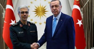 Turkey and Iran for joint operation against terrorists?