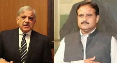 What CM Punjab Usman Buzdar said about his comparison with former CM Shahbaz Sharif?