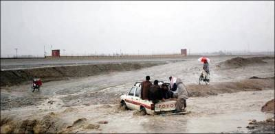China provides financial aid for flood affectees in Balochistan