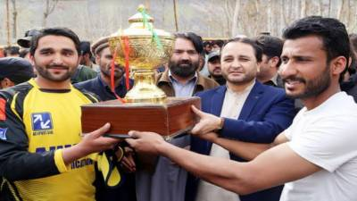 Govt giving special attention for promotion of sports: CM GB