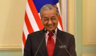 Mahathir Mohamad threatens European fighter jets boycott, may turn to China or some other country