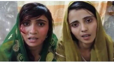 New twist in the abduction case of the two Hindu Girls in Pakistan