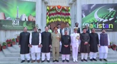 Pakistan High Comission in India organises series of events on Pakistan Day