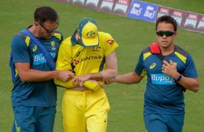 Australian team faces a big setback during Pakistan ODI series