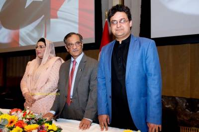 Canadian Pakistanis donates $ 260,000 for Dams Fund