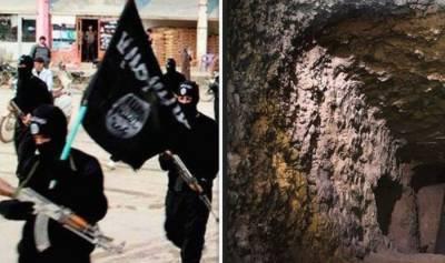 Huge ISIS tunnel discovered in Afghanistan's Nangarhar bordering Pakistan