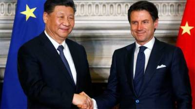 Italy becomes first western European nation to sign China's BRI