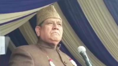 Key Kashmiri politician raises Pakistan Zindabad slogans, setting Indian media and BJP on fire