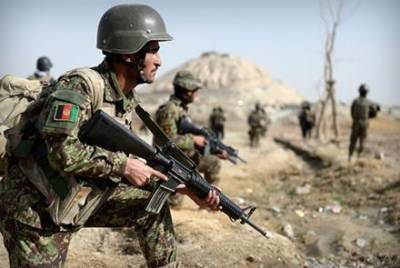Near 300 Afghan soldiers killed in Afghanistan in an unannounced spring offensive