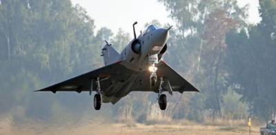 PAF fighter jet faces accident while landing, damages reported