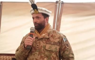 Pak Army organizes exhibition of war weapons in Skardu