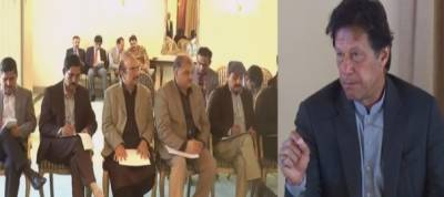 PM Imran Khan breaks silence over issue of NRO to Nawaz Sharif